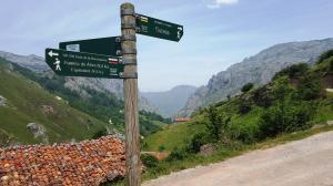 On the Ruta de la Reconquista