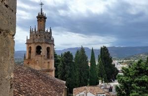 View from Iglesia de Santa María la Mayor, Ronda