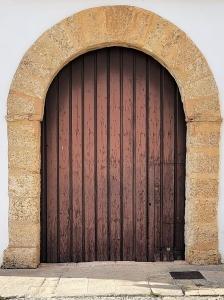 Door (at the Bullring), Ronda
