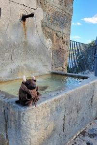 Water fountain, Priego de Córdoba