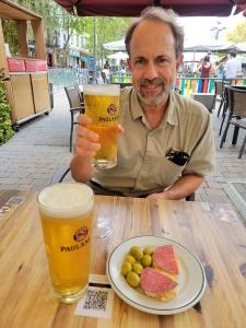 Prost! At Cervecería Alemana, Madrid
