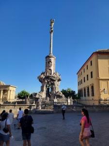 The Plague Monument, Córdoba