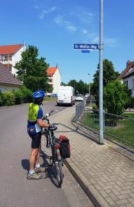 Robert at Dr.-Weißler-Weg