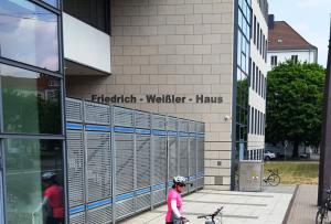 Magdeburg courthouse named for Friedrich Weissler