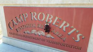 Camp Roberts (Rest Area), CA