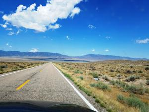 Driving the Great Basin