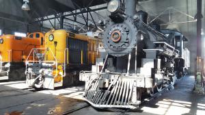 Nevada Northern Railway Museum, Ely, NV