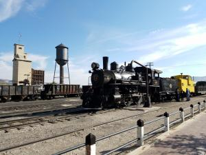Nevada Northern Railway Museum, Ely, NV