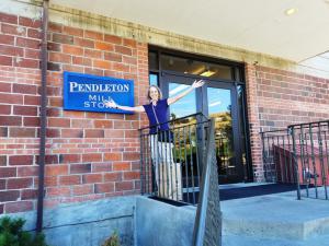 Pendleton Factory Store, Pendleton, OR